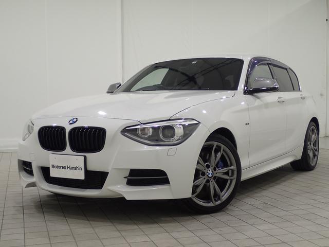 BMW M135i認定保証直6ターボエンジンPサポHDDナビキセノン