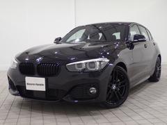 BMW118iMスポーツエディションシャドー認定保証アップグレード