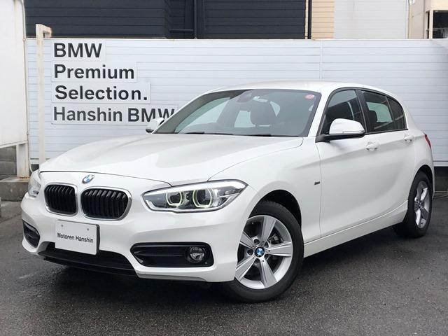 BMW 118d スポーツ認定保証ワンオーナークルコンLEDライト