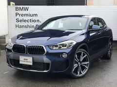 BMW X2X2xDrive18d MスポーツX弊社デモカーACCLED