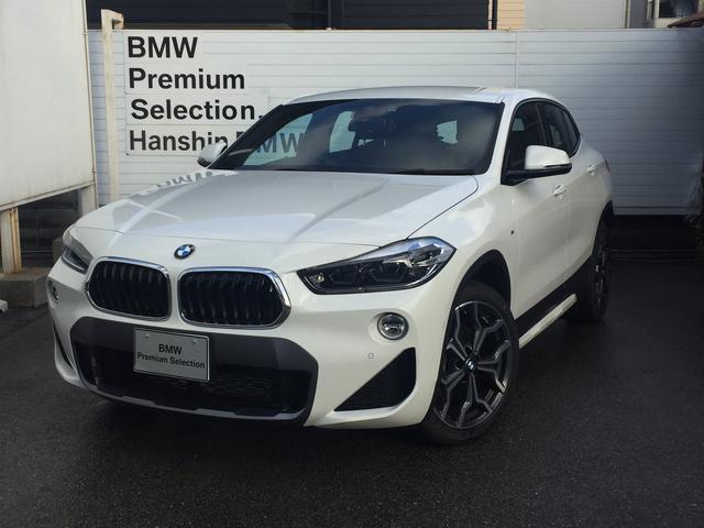BMW sDrive 18i MスポーツX ハイラインACC HUD