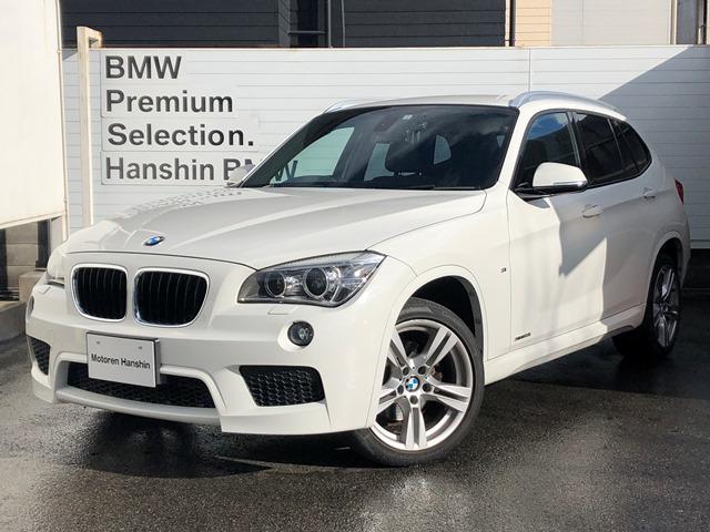 BMW sDrive18i Mスポーツ認定保証純正HDDナビBカメラ