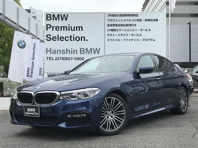 BMW 523d Mスポーツ イノベーションPKG1オーナーACC