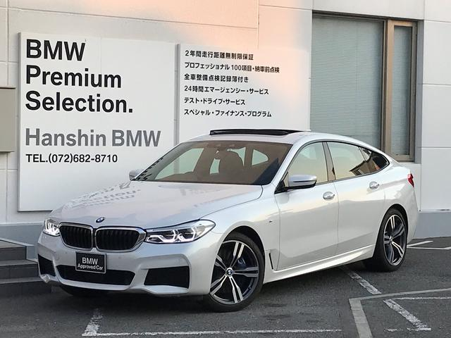 BMW 640ixDriveグランツーリスモMスポーツイノベーション
