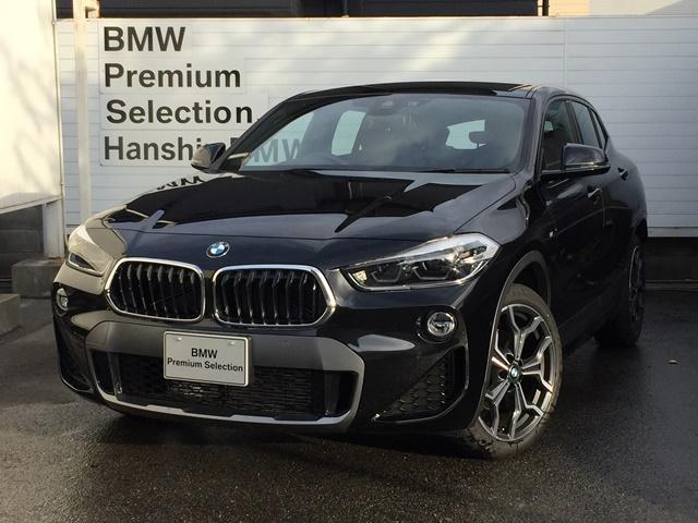 BMW xDrive 18d MスポーツX ハイラインP弊社デモカー