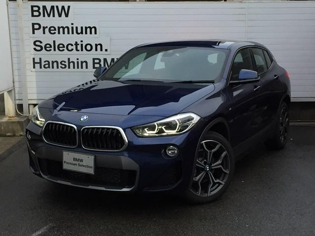 BMW xDrive 18d MスポーツX ハイラインパックACC