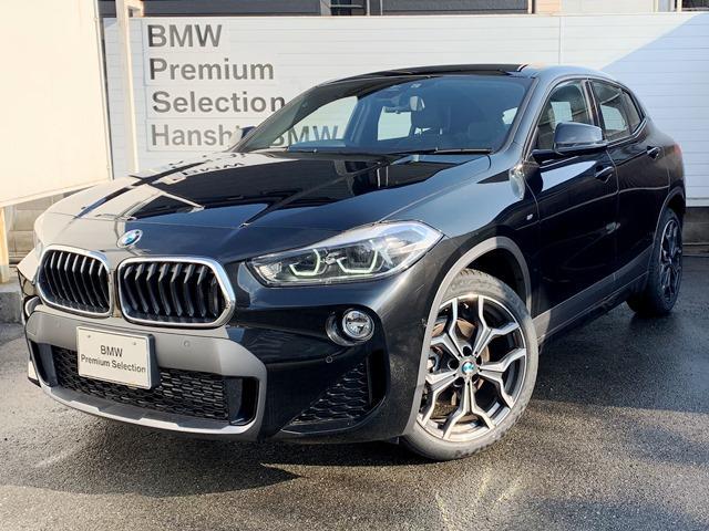 BMW sDrive 18i MスポーツX認定保証ACCHUD