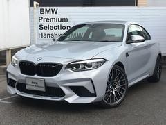 BMW M2コンペティション全国認定保証6MT1オナ黒レザー純正19AW