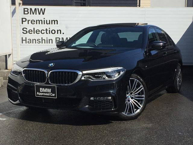 BMW 540i Mスポーツ ハイラインPKGサンルーフ黒レザー