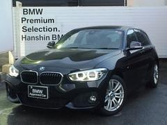 BMW118i Mスポーツ 純正HDDナビバックカメラLEDヘッド