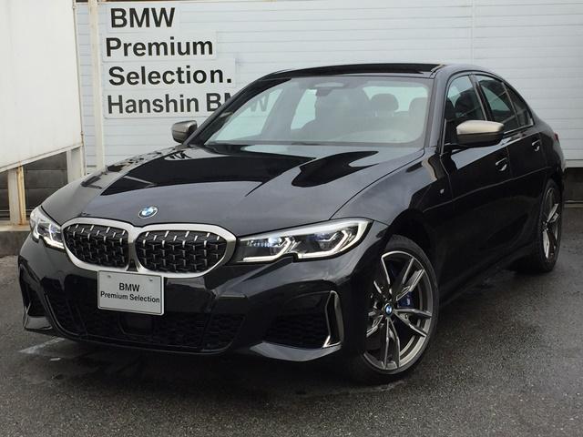 BMW M340ixDrive弊社デモカー左Hレーザーライト黒レザー