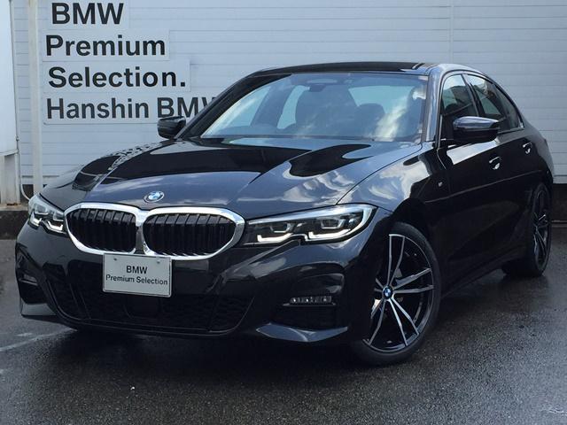 BMW 320i Mスポーツ ハイラインPKGデビューPKG黒革