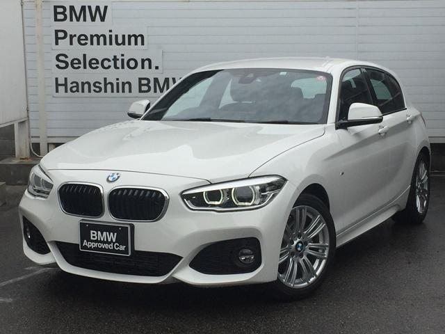 BMW 118i Mスポーツ1オーナーPサポLEDライトDアシスト