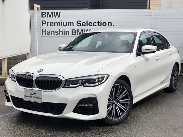 BMW 320d xDrive Mスポーツ ・認定保証・ACC・シートヒーター・LEDヘッドライト・バックカメラ・純正HDDナビ・衝突軽減ブレーキ・車線逸脱警告・Bluetooth・コンフォートアクセス・後退アシスト・フロントリアPDC・G20