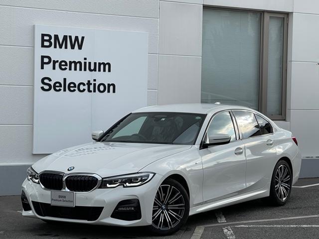 BMW 320i Mスポーツ 認定保証・ワンオーナー・ヘッドアップディスプレイ・コンフォートPKG・純正HDDナビ・バックカメラ・PDC・純正18AW・LED・ACC・パドルシフト・Dアシスト・電動シート・シートヒーター・G20