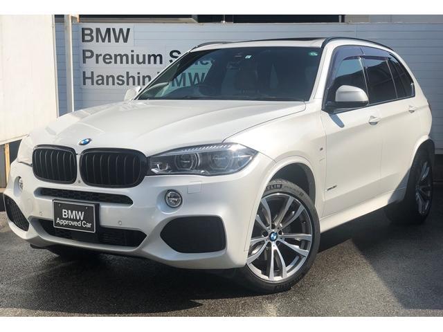 BMW xDrive 35i Mスポーツ ・認定保証・ワンオーナー・セレクトパッケージ・純正20AW・サンルーフ・アダプティブLEDヘッド・モカレザーシート・前後シートヒーター・純正HDDナビ・地デジ・全周囲カメラ・ミラーETC・F15