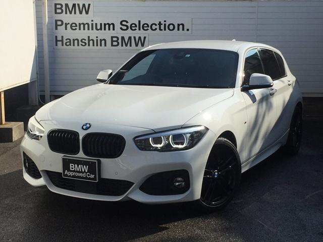 BMW 118i Mスポーツ エディションシャドー 認定保証・アップグレード・ブラックレザー・シートヒーター・電動シート・LEDヘッドライト・純正HDDナビ・タッチパネル・バックカメラ・前後センサー・コンフォートアクセス・F20