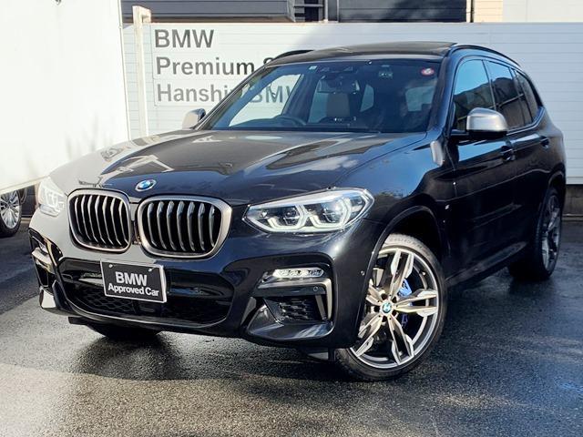 BMW M40d 認定保証・セレクトPKG・ブラックレザー・シートヒーター・純正HDDナビ・バックカメラ・PDC・地デジ・純正21AW・電動シート・電動リアゲート・LED・Dアシスト・ACC・Harman Kardon