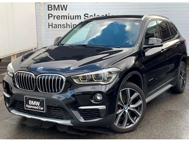 BMW sDrive 18i xライン ・認定保証・コンフォートパッケージ・メモリ付電動シート・電動リアゲート・純正HDDナビ・地デジ・Bluetooth・DVD再生・オプション20インチAW・LEDヘッドライト・SOSコール・ミラーETC