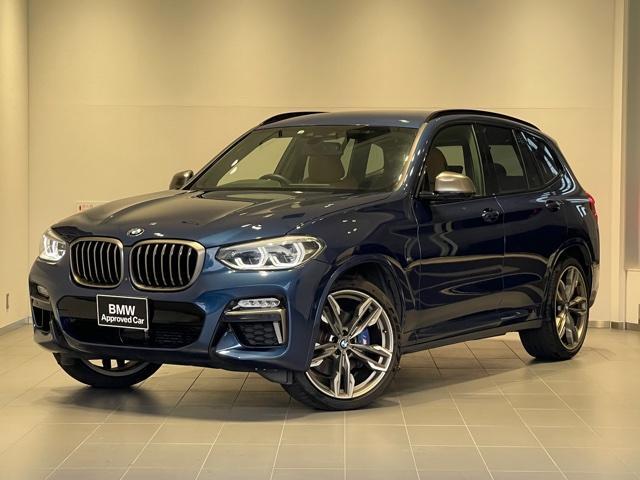 BMW M40d 認定保証・1オーナー・コニャックレザー・21インチアルミホイール・純正HDDナビ・地デジTV・ヘッドアップディスプレイ・LEDヘッドライト・アクティブクルーズ・前後シートヒーター・ミラーETC・G01