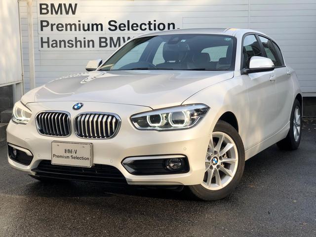BMW 118d スタイル ・弊社元デモカー・パーキングサポートPKG・コンフォートPKG・禁煙車・LEDヘッドライト・コンフォートアクセス・純正HDDナビ・バックカメラ・Bluetooth・衝突軽減ブレーキ・ETC・F20