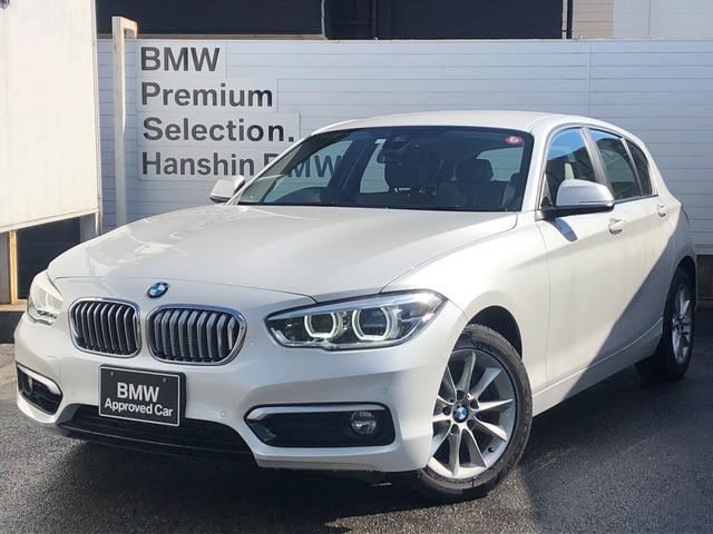 BMW 118i スタイル ・認定保証・LEDヘッドライト・バックカメラ・衝突軽減ブレーキ・車線逸脱警告・純正HDDナビ・フロント・リアPDC・クルーズコントロール・Bluetooth・CD・DVD再生・ミラーETC・F20