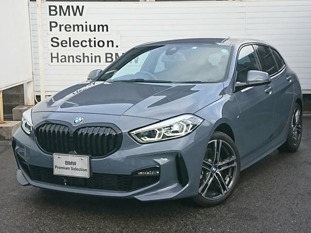 BMW 118d プレイ エディションジョイ+ ナビゲーションパッケージ・コンフォートパッケージ・LEDヘッドライト・純正HDDナビ・アクティブクルーズ・電動トランク・バックカメラ・全周囲カメラ・純正18インチAW・F40