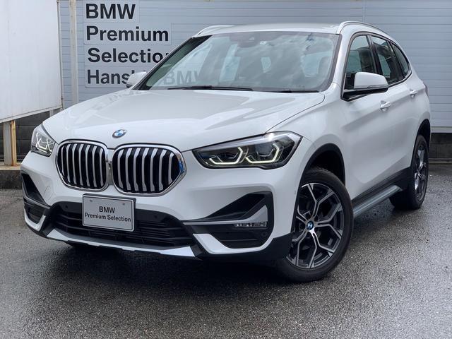 BMW xDrive 18d xライン 認定保証・デモカー・ワンオーナー・禁煙車・ACC・電動シート・電動リアゲート・純正HDDナビ・バックカメラ・PDC・純正AW・ETC・ドライビングアシスト・LEDライト・コンフォートアクセス・F48
