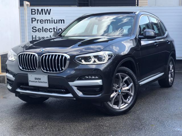 BMW xDrive 20i Xライン ハイラインパッケージ ・ハイラインPKG・黒レザーシート・後期モデルメ-タ-液晶・アクティブクルーズコントロール・ヘッドアップD・ワイアレス充電☆・全周囲カメラ・純正19AW・電動トランク・地デジ・衝突軽減ブレーキ・G01