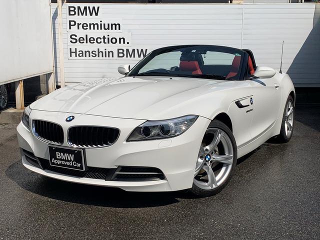 BMW sDrive20i ハイライン ・認定保証・赤革・シートヒーター・電動シート・純正HDDナビ・Bluetooth・パドルシフト・リトラクタブルハードトップ・スルーローディング・キセノンヘッドライト・18AW・ミラーETC・E89