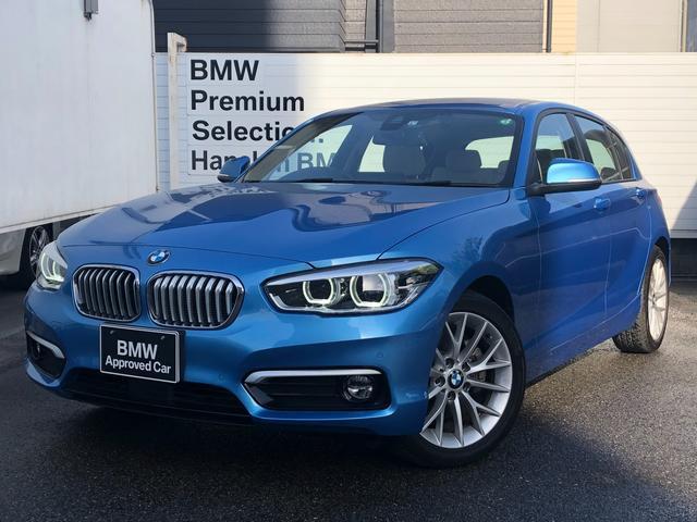 BMW 1シリーズ 118d ファッショニスタ ・認定保証・ACC・オイスターレザー・LEDヘッドライト・電動シート・衝突軽減ブレーキ・車線逸脱警告・シートヒーター・フロントリアPDC・純正HDDナビ・バックカメラ・Bluetoth・ETC・F20