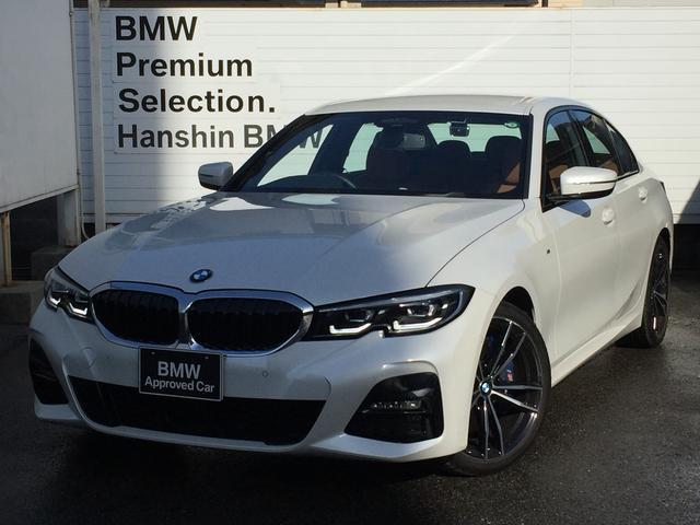 BMW 320i Mスポーツ ハイラインパッケージ ファストトラック・ハイライン・コンフォートパッケージ・1オーナー・コニャックレザー・純正OP19インチAW・アダブティブMサスペンション・Mスポーツブレーキ・LEDヘッドライト・電動リアゲートG20