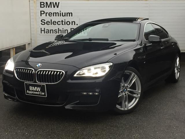 BMW 6シリーズ 640iグランクーペセレブEDエクスクルシブスポーツ 認定保証・限定33台・コニャックナッパレザー・コンフォ-トパッケージ・パーキングサポートパッケージ・ベンチレーションシート・harman/kardonスピーカー・LEDヘッドライト・純正20AWF06
