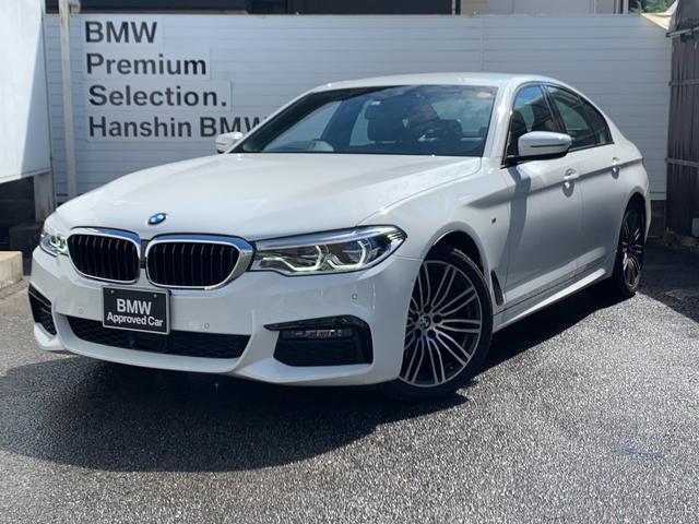 BMW 523d Mスポーツ ハイラインパッケージ 認定保証・ハイラインパッケージ・純正HDDナビ・360度カメラ・PDC・地デジ・純正19AW・電動シート・電動リアゲート・LED・ACC・ヘッドアップディスプレイ・Dアシスト・ETC・ウッドトリム