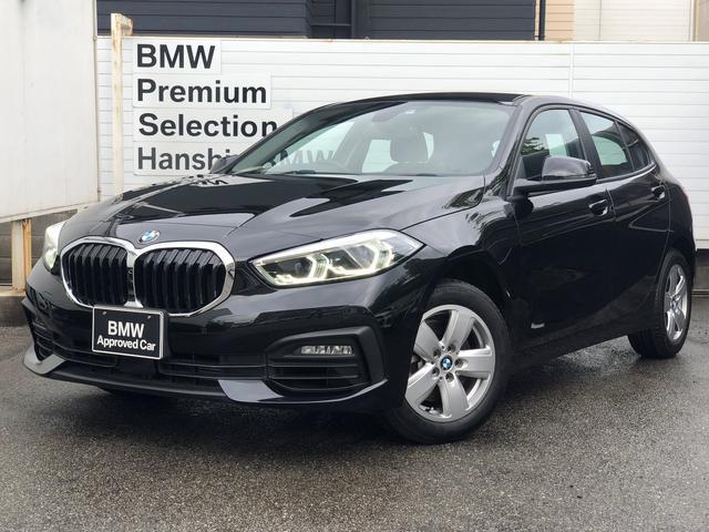 BMW 118i ・全国認定保証・ワンオーナー・ナビPKG・純正HDDナビ・バックカメラ・PDC・リバースアシスト・Bluetooth・LEDヘッドライト・純正16インチAW・ミラーETC・ワイヤレス充電・F40・