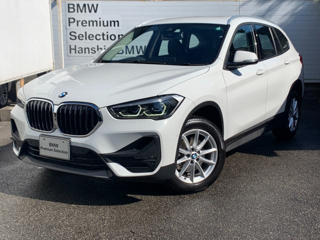 BMW X1 xDrive 18d 認定保証・弊社デモカー・ワンオーナー・純正HDDナビ・バックカメラ・PDC・純正17アルミ・コンフォートアクセス・電動シート・電動リアゲート・LEDヘッドライト・ドライビングアシスト・ミラーETC・