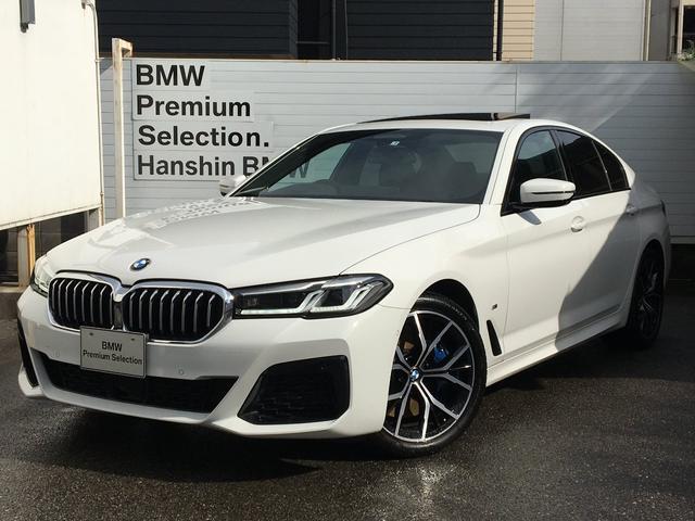 BMW 540i xDrive Mスポーツ セレクトPKG 電動ガラスサンルーフ ハーマンカードンサラウンド サンプロテクションガラス 340PS 黒革 F&Rシートヒーター HDDナビ 後退アシスト ACC 19AW LEDヘッドライト