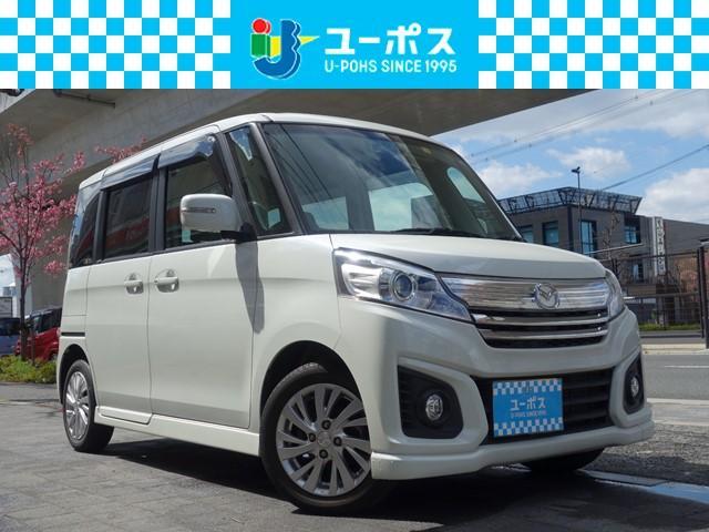 マツダ XG ターボ・安全ブレーキ・禁煙車・PWスライド・ナビ
