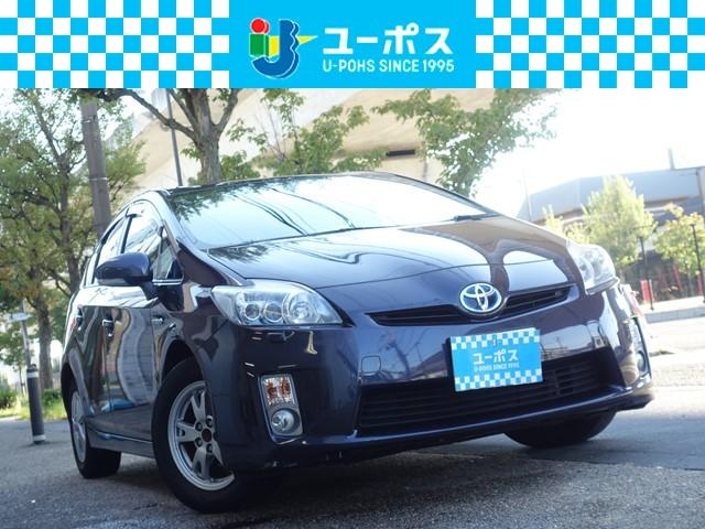 トヨタ S LEDエディション 1オーナー・禁煙車・純正ナビ・TV・Rカメラ・ETC