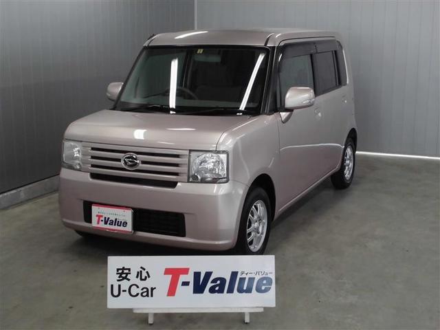 ダイハツ X 当社指定新品タイヤ4本交換 純正SDナビ