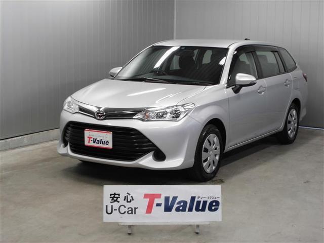 トヨタ X 当社社有車UP-CAR