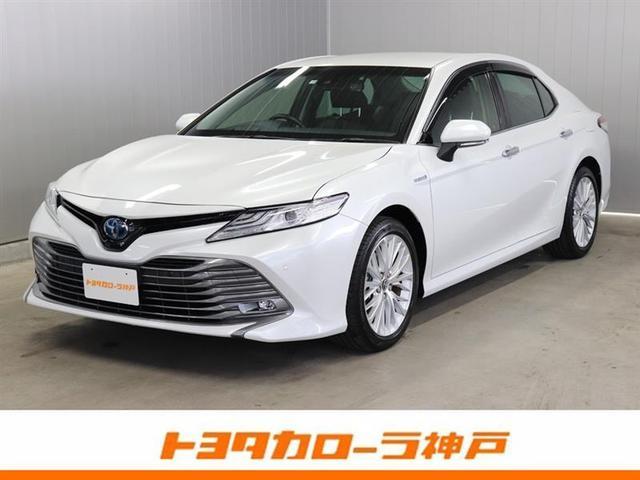 トヨタ カムリ Gレザーパッケージ メーカーナビ Bモニター 社外ドラレコ
