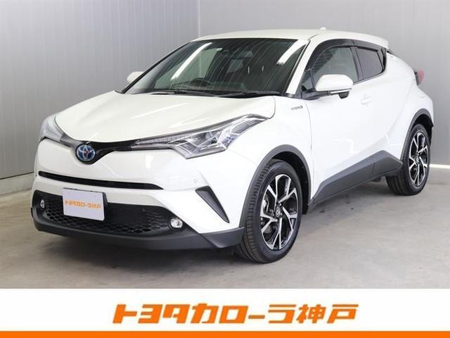 トヨタ C-HR HV G 純正ナビ バックモニター ETC LEDライト