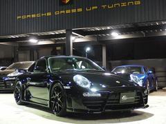 ポルシェ 911 PDK  EUR−GTエアロ 20AW 可変マフラー(ポルシェ)