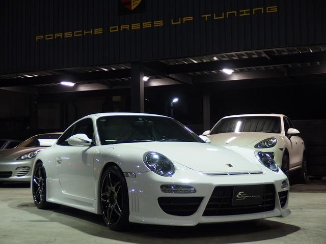 ポルシェ 911カレラ スポーツクロノPKG 正規ディーラー車 左H