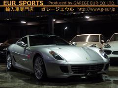 フェラーリ 599カーボンインテリア 電動カーボンシート チャレンジ20AW