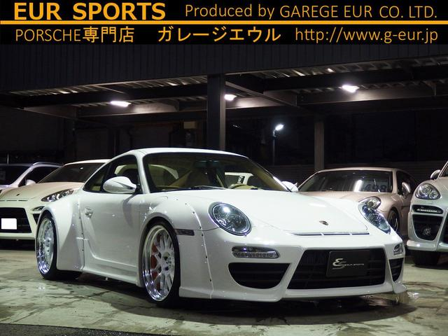 ポルシェ 911カレラ 正規D車 EUR-GTR スポーツクロノ