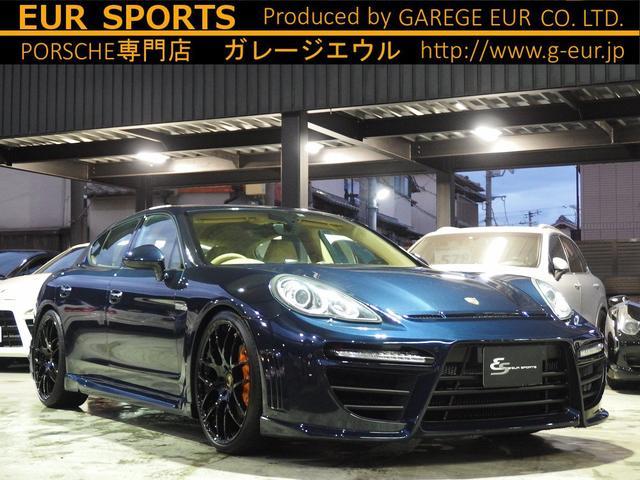 ポルシェ 正規D車 EUR-GT スポクロPKG ベージュレザー