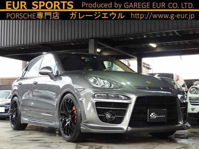 ポルシェ S EUR-GT PASM スポーツシート ベージュレザー
