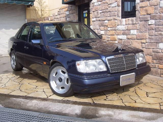 メルセデス・ベンツ E280 最終モデル ロリンザーAW ローダウン